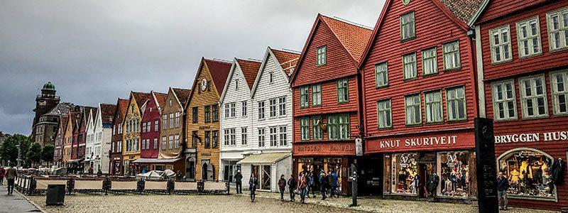 Bryggene i Bergen